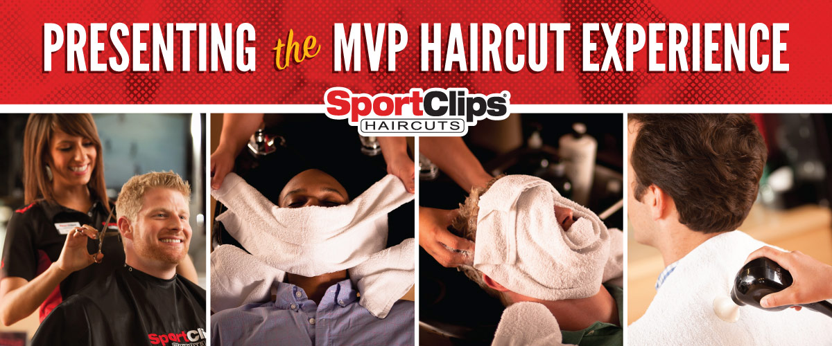 The Sport Clips Haircuts of Prosper MVP Haircut Experience
